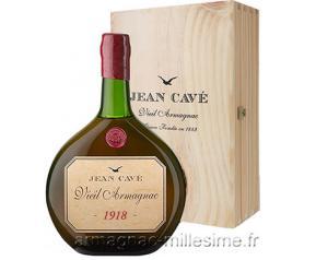 Armagnac 1918 : bouteille Basquaise 0.70 L
