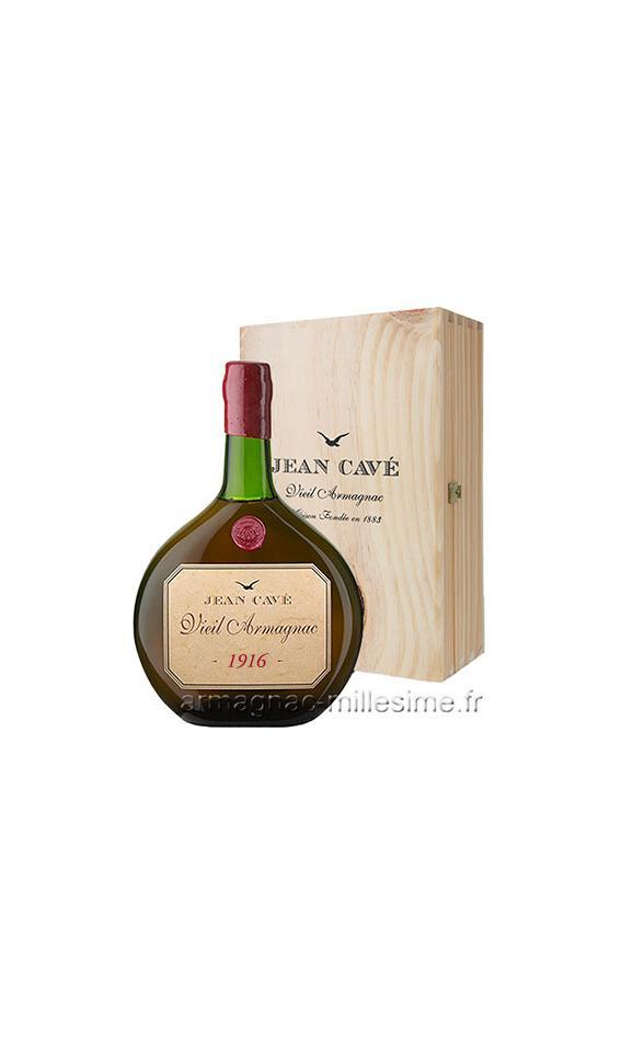 Armagnac 1916 : bouteille Basquaise 0.70 L